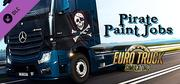 Euro Truck Simulator 2 - Pirate Paint Jobs Pack cover art