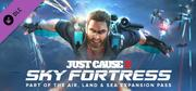 Just Cause 3 DLC: Sky Fortress Pack cover art