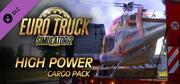 Euro Truck Simulator 2 - High Power Cargo Pack cover art