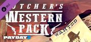 PAYDAY 2: The Butcher's Western Pack cover art