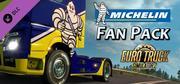 Euro Truck Simulator 2 - Michelin Fan Pack cover art