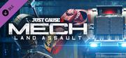 Just Cause 3 DLC: Mech Land Assault cover art