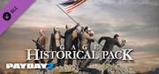 PAYDAY 2: Gage Historical Pack cover art