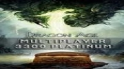 Dragon Age Multiplayer 3300 Platinum cover art