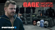 PAYDAY 2: Gage Weapon Pack #02 cover art