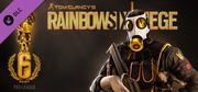 Rainbow Six Siege - Pro League Smoke Set cover art