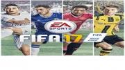 FIFA 17 Standard Edition cover art