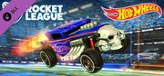 Rocket League - Hot Wheels Bone Shaker cover art