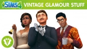 The Sims 4 Vintage Glamour Stuff cover art