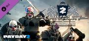 PAYDAY 2: Gage Chivalry Pack cover art