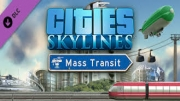 Cities: Skylines - Mass Transit cover art