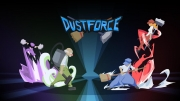 Dustforce DX cover art