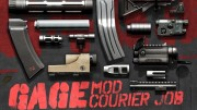 PAYDAY 2: Gage Mod Courier cover art