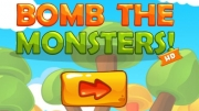 Bomb The Monsters cover art