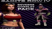 Saints Row IV - Reverse Cosplay Pack cover art