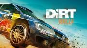 DiRT Rally cover art