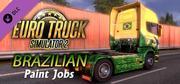 Euro Truck Simulator 2 - Brazilian Paint Jobs Pack cover art