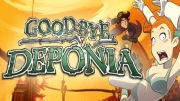 Goodbye Deponia cover art