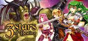 3 Stars of Destiny cover art