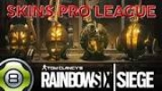 Tom Clancy's Rainbow Six Siege: Pro League All Gold Sets (DLC) cover art