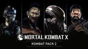 Mortal Kombat X - Kombat Pack 2 cover art