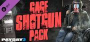 PAYDAY 2: Gage Shotgun Pack cover art