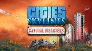 Cities: Skylines Natural Disasters cover art