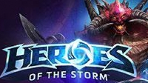 Heroes of the Storm cover art