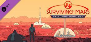 Surviving Mars: Stellaris Dome Set cover art
