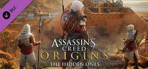 Assassin's Creed Origins - The Hidden Ones cover art
