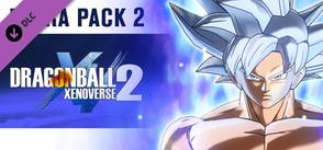 DRAGON BALL XENOVERSE 2 - Extra Pack 2 cover art