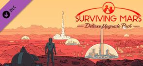 Surviving Mars: Deluxe Edition Upgrade Pack cover art