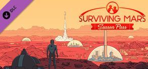 Surviving Mars: Season Pass cover art