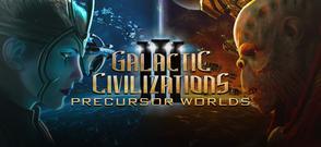 GALACTIC CIVILIZATIONS III - PRECURSOR WORLDS DLC cover art