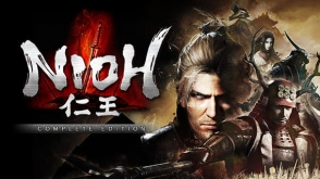 Nioh: Complete Edition / 仁王 Complete Edition cover art