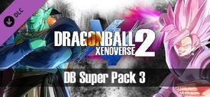DRAGON BALL XENOVERSE 2 - DB Super Pack 3 cover art