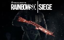 Tom Clancy's Rainbow Six Siege - Ruby Weapon Skin cover art