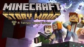 Minecraft: Story Mode - A Telltale Games Series cover art