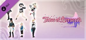 Tales of Berseria - Maid/Butler Costumes Set cover art