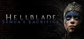 Hellblade: Senua's Sacrifice cover art