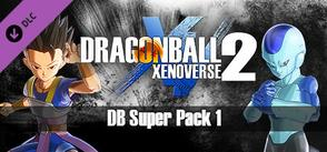 DRAGON BALL XENOVERSE 2 - DB Super Pack 1 cover art