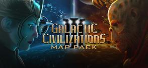 Galactic Civilizations III – Map Pack DLC cover art