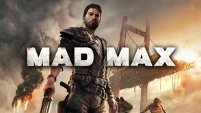Mad Max cover art