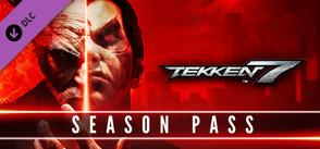 TEKKEN 7 Season Pass cover art