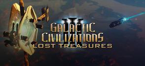 GALACTIC CIVILIZATIONS III - LOST TREASURES DLC cover art