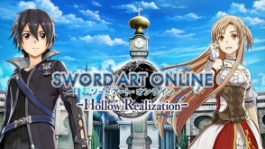 Sword Art Online: Hollow Realization – Deluxe Edition cover art