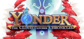 Yonder: The Cloud Catcher Chronicles cover art