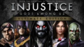 Injustice: Gods Among Us Ultimate Edition cover art
