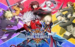 BlazBlue: Cross Tag Battle cover art