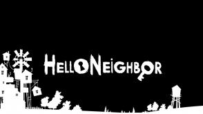 Hello Neighbor cover art